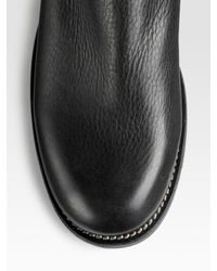 See By Chloé - Black Over-the-knee Boots - Lyst
