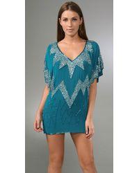 Antik Batik - Green Dada Beaded Dress - Lyst