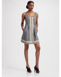 Nanette Lepore | Purple Embrace Me Dress | Lyst