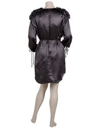 Preen By Thornton Bregazzi - Black Victoria Dress - Lyst