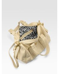 Marc By Marc Jacobs - Natural Totally Turnlock Shifty Satchel - Lyst