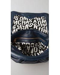 Marc By Marc Jacobs Blue Classic Q Little Ukita Bag