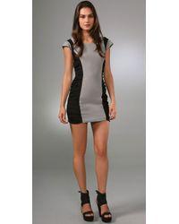 Kimberly Taylor | Gray Alicia Dress | Lyst