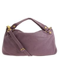 Marc By Marc Jacobs - Purple Totally Turnlock Jacquetta - Lyst