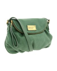 Marc By Marc Jacobs | Green Natasha Messenger Bag | Lyst