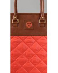 Tory Burch - Orange Bev Bag - Lyst