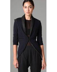 VPL - Blue Straight Jacket - Lyst