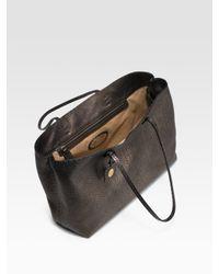 Fendi - Black Selleria Shopping Tote - Lyst