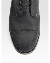 Rag & Bone | Black Leather Mallory Boots for Men | Lyst