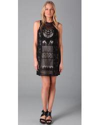 Nanette Lepore | Black Latin Lover Dress | Lyst