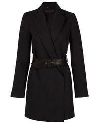 Martin Grant | Black Classic Summer Coat | Lyst