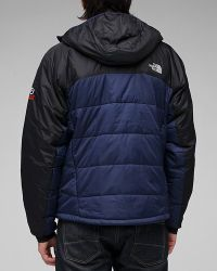 The North Face - Blue Redpoint Optimus Hooded Jacket for Men - Lyst