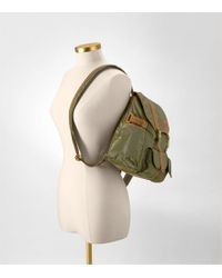 Tory Burch | Green Tierney Backpack | Lyst