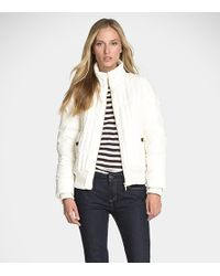 Tory Burch | White Losel Jacket | Lyst