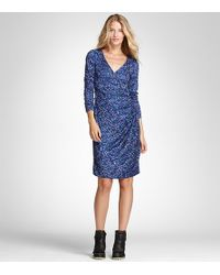 Tory Burch | Blue Thamara Dress | Lyst