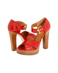 Kors by Michael Kors | Red Margo | Lyst