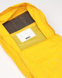 Fjallraven - Black Kanken 15 Laptop Bag - Lyst