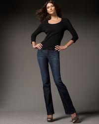 Joe's Jeans | Blue Honey Bootcut Jeans | Lyst