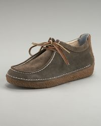 Seavees | Gray 10/61 Two-eye Suede Oxford | Lyst