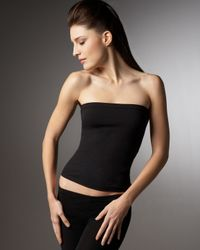 Wolford - Black Fatal Strapless Top - Lyst