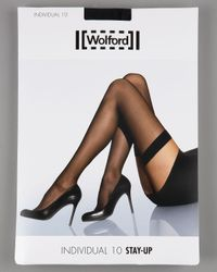 Wolford | Natural Individual 5 Tights | Lyst