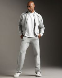 Zegna Sport | Gray Track Pants for Men | Lyst