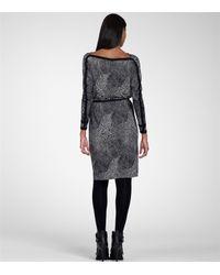 Tory Burch - Black Cazimi Dress - Lyst