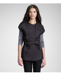 Tory Burch | Black Senal Jacket | Lyst
