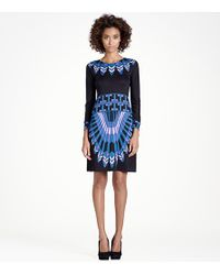 Tory Burch | Black Susan Dress | Lyst