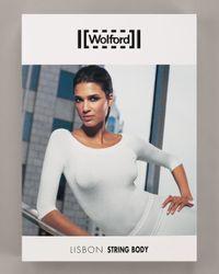 Wolford - Black Lisbon Bodysuit - Lyst