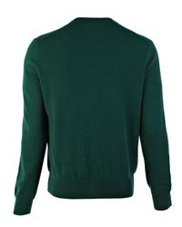 Polo Ralph Lauren | Bottle Green Merino Knit Jumper for Men | Lyst