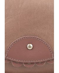 See By Chloé   Pink Poya Pouch Leather Bag   Lyst