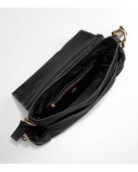 Tory Burch | Black Timmie Messenger Baby Bag | Lyst