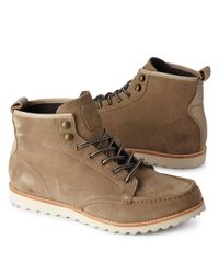 KG by Kurt Geiger Brown Lodge Boots for men