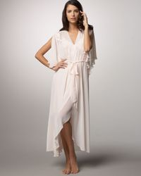 Jonquil | White Long Primrose Robe | Lyst