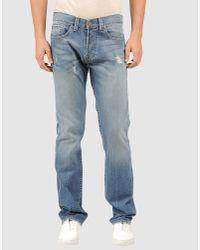 William Rast - Blue Jeans for Men - Lyst