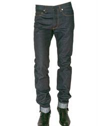 Dior Homme | Blue 19cm Nostalgy Brut Jeans for Men | Lyst