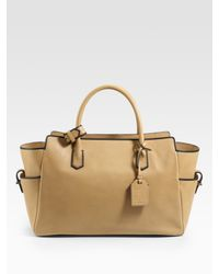 Reed Krakoff - Brown 510 Leather Tote - Lyst
