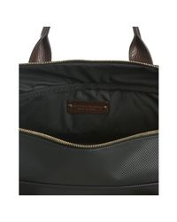 Bottega Veneta | Black Canvas Marcopolo Carry-on Bag for Men | Lyst