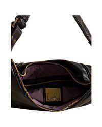 Kooba - Black Leather Billie Hobo - Lyst