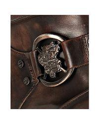 Mark Nason - Rock Lives Dark Brown Leather Braybrook Boots for Men - Lyst