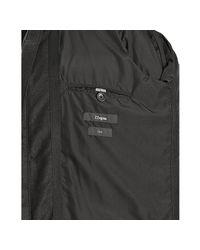 Ermenegildo Zegna | Gray Anthracite Wool Patch Pocket Three-quarter Length Coat for Men | Lyst