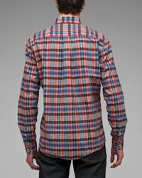 Our Legacy | Red Placket Button Down for Men | Lyst