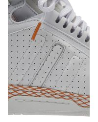 Y-3 | White Hayworth Mid Ii High Tops for Men | Lyst