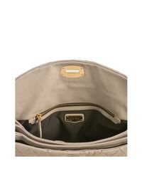 Miu Miu | Purple Mauve Quilted Lambskin Studded Shoulder Bag | Lyst