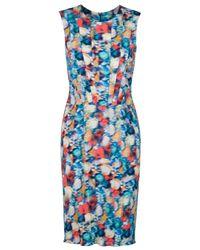 Erdem | Blue Pearl Dress | Lyst