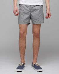 Cheap Monday | Gray Tom Shorts for Men | Lyst