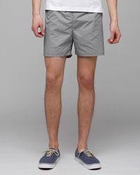 Cheap Monday | Gray Tom Shorts for Men | Lyst