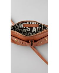 Marc By Marc Jacobs - Brown Totally Turnlock Percy Messenger Bag - Lyst