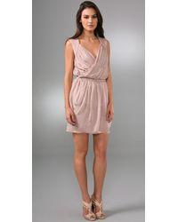 Elizabeth and James | Pink Lila Dress | Lyst